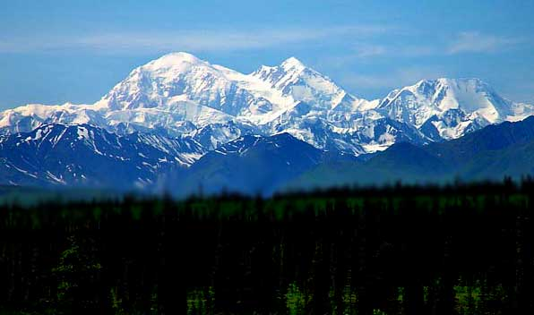 Denali National Park Alaska Vacation